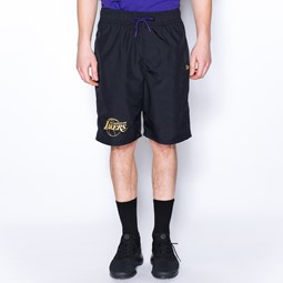 Los Angeles Lakers – Established Date – Shorts – Schwarz
