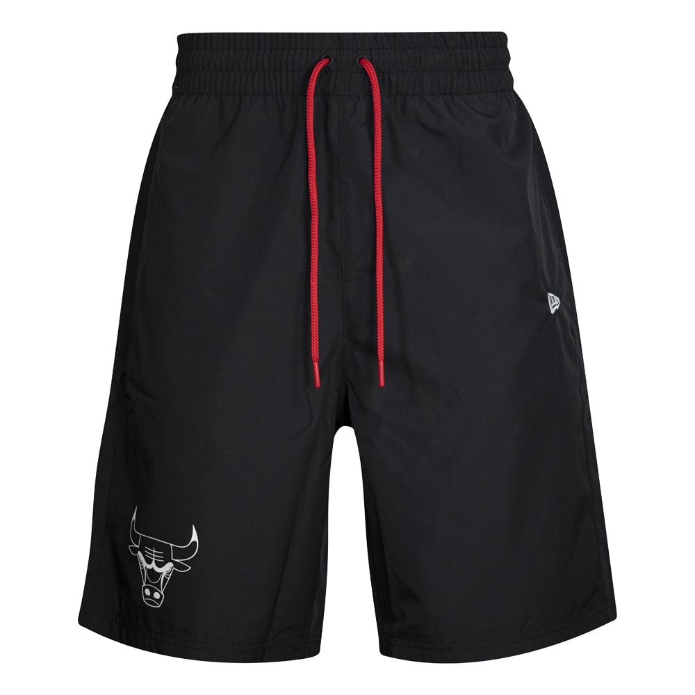 Pantalones cortos de Chicago Bulls con la fecha de fundación, negro