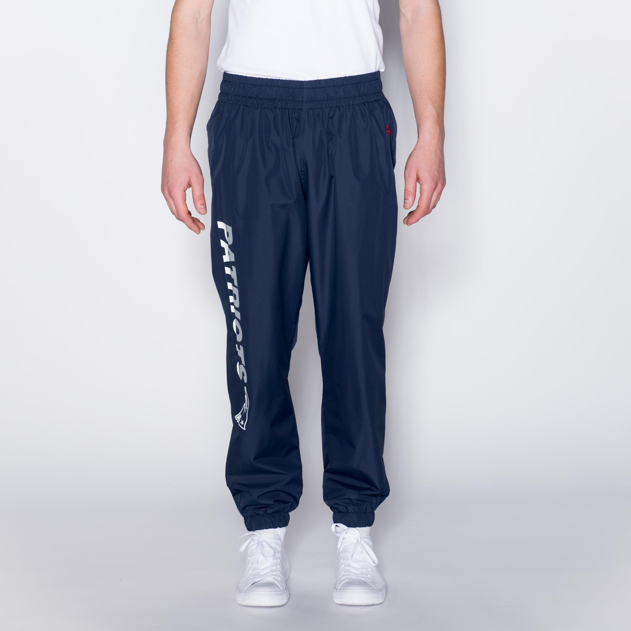 Pantalon de joggine New England Patriots Wordmark bleu