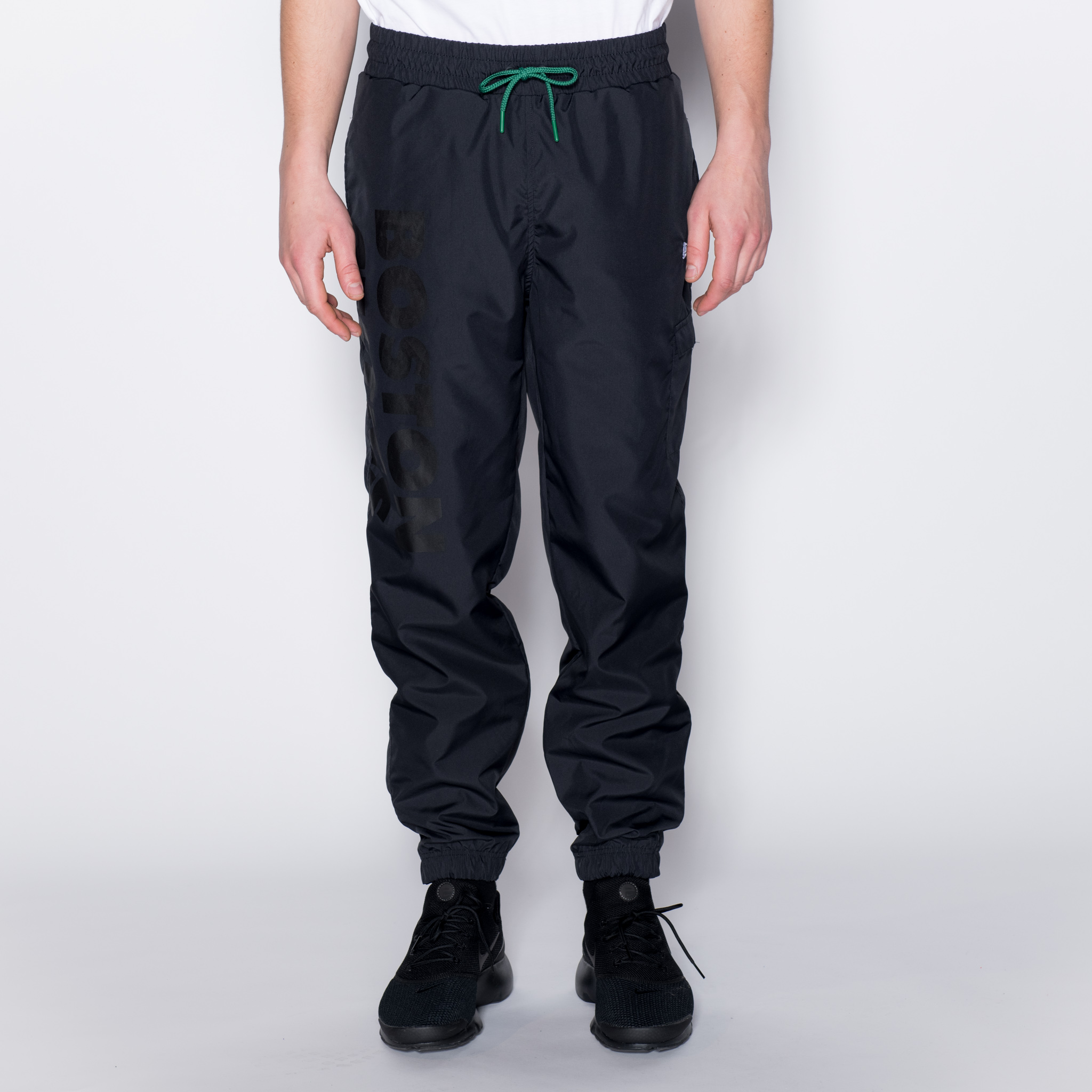 Pantalon de jogging Boston Celtics Wordmark noir
