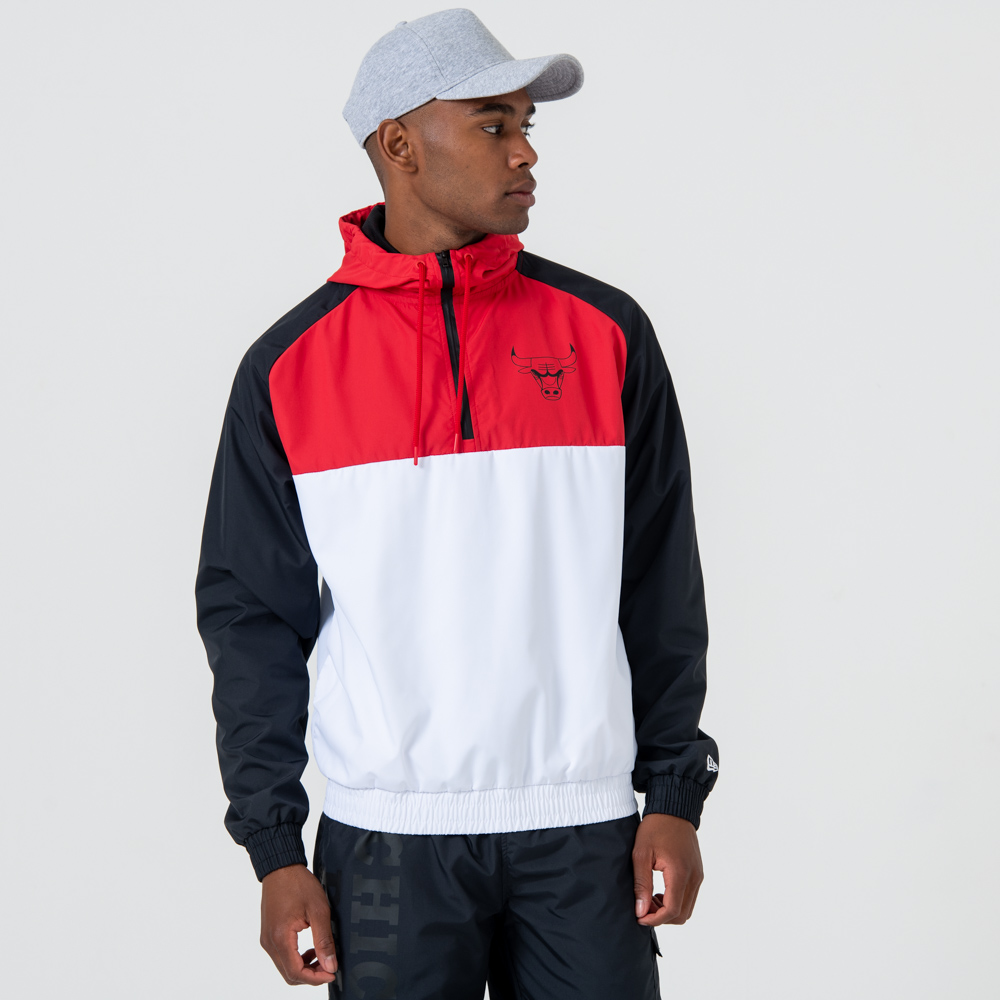 Veste coupe-vent Chicago Bulls Colour Block
