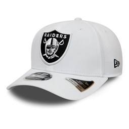 Oakland Raiders Stretch Snap White 9FIFTY