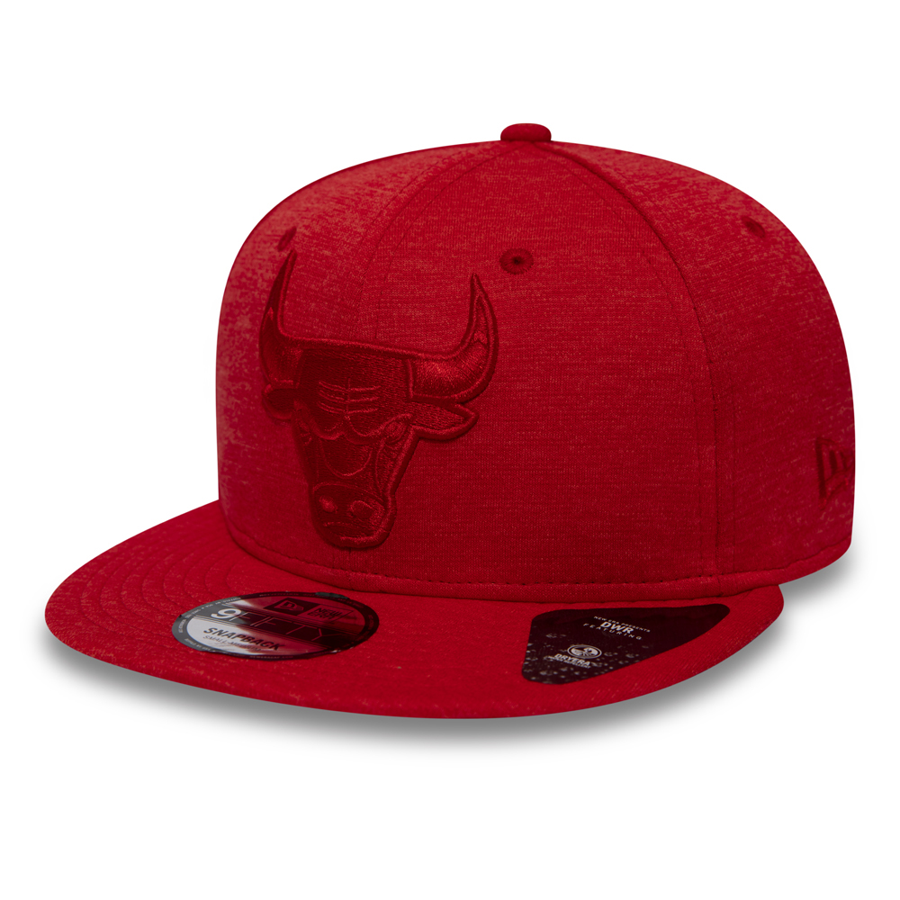 Chicago Bulls Shadow Tech Red 9FIFTY