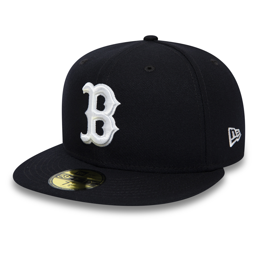 Boston Red Sox Essential 59FIFTY, azul marino