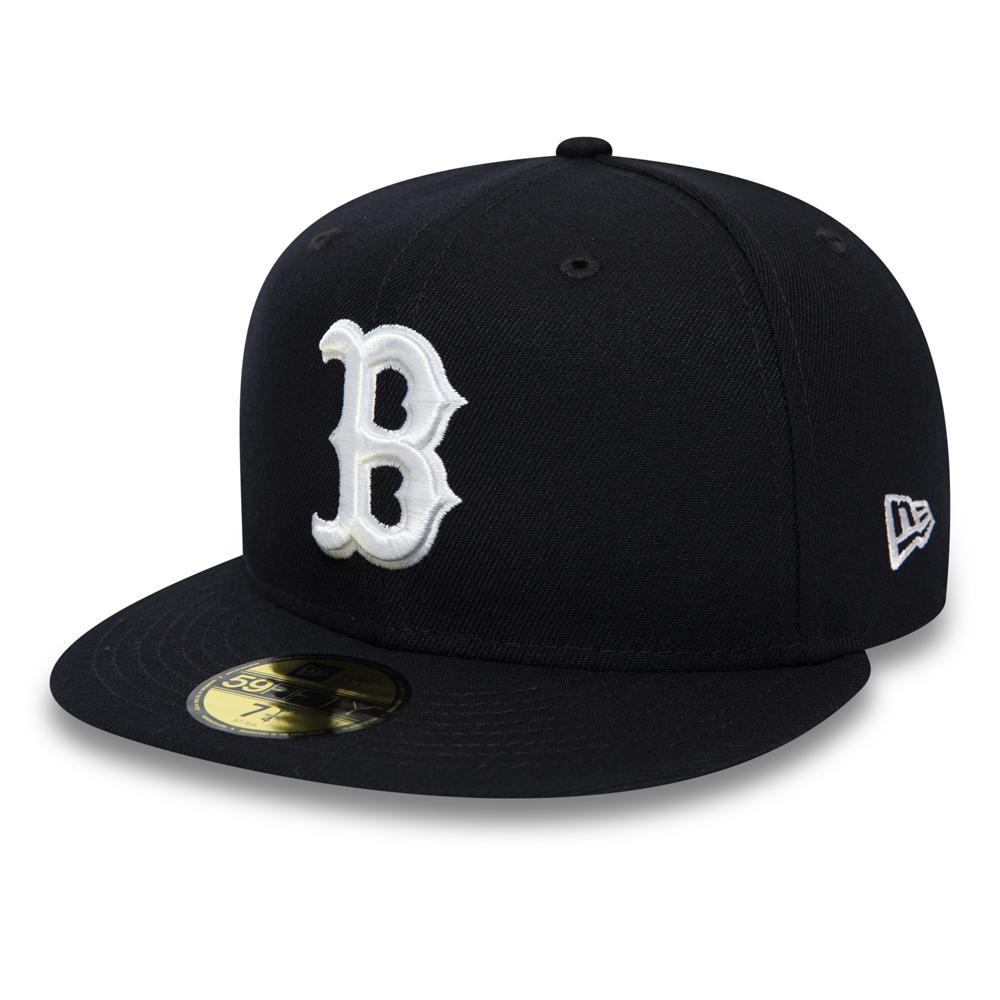 Boston Red Sox Essential 59FIFTY bleu marine