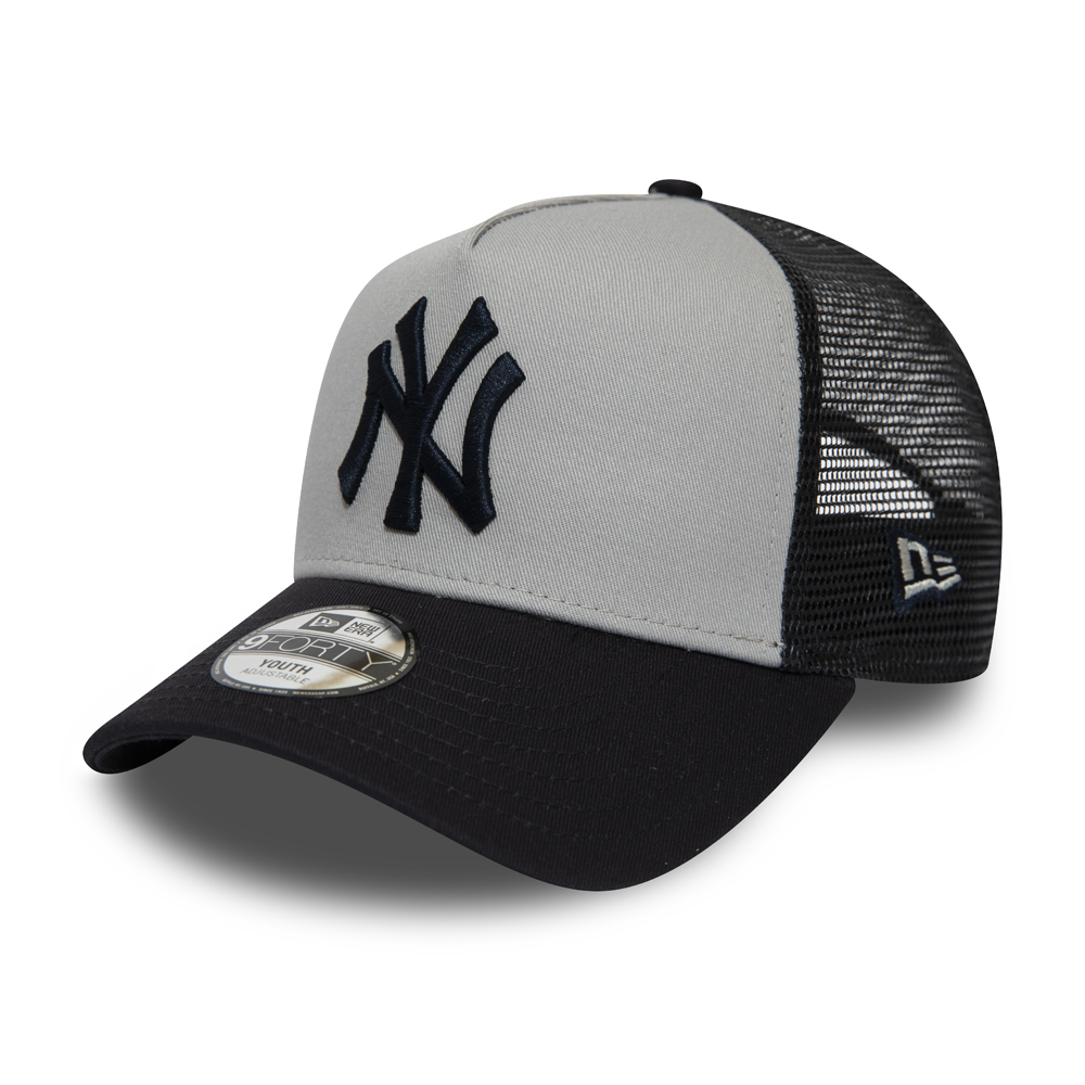 A-Frame Trucker – New York Yankees – Kinder – Grau