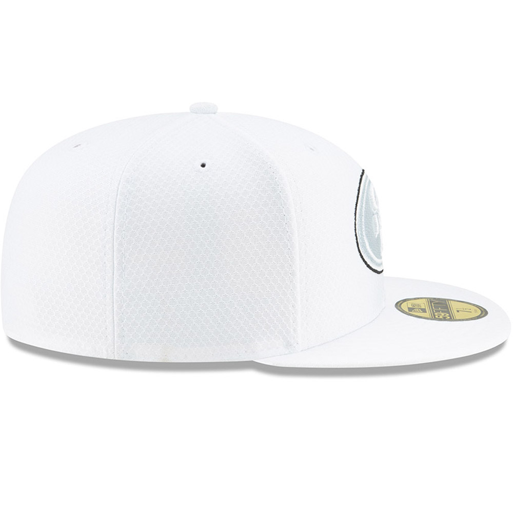 San Francisco 49ERS On Field Platinum 59FIFTY