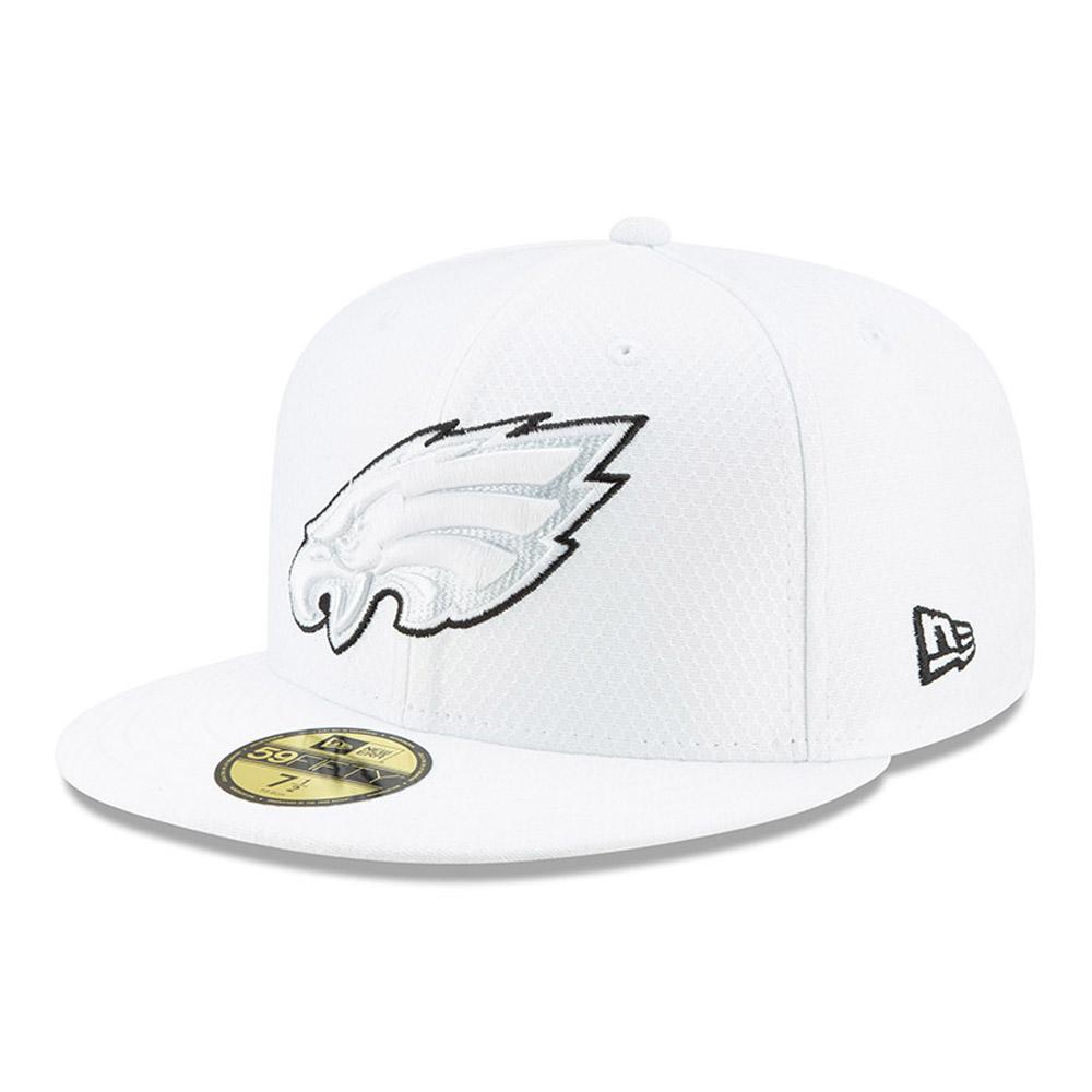 Philadelphia Eagles On Field Platinum 59FIFTY