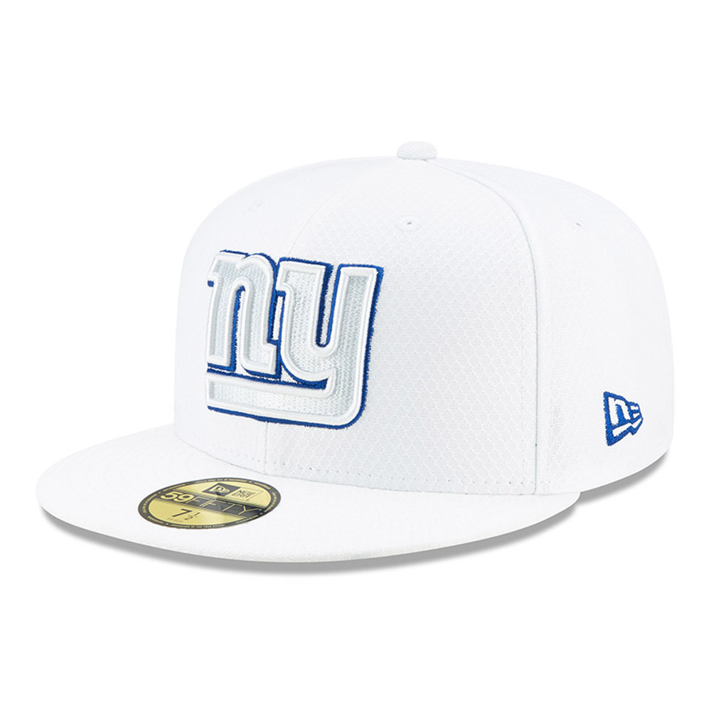 New York Giants On Field Platinum 59FIFTY