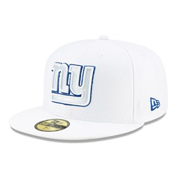 59FIFTY – New York Giants – On Field Platinum