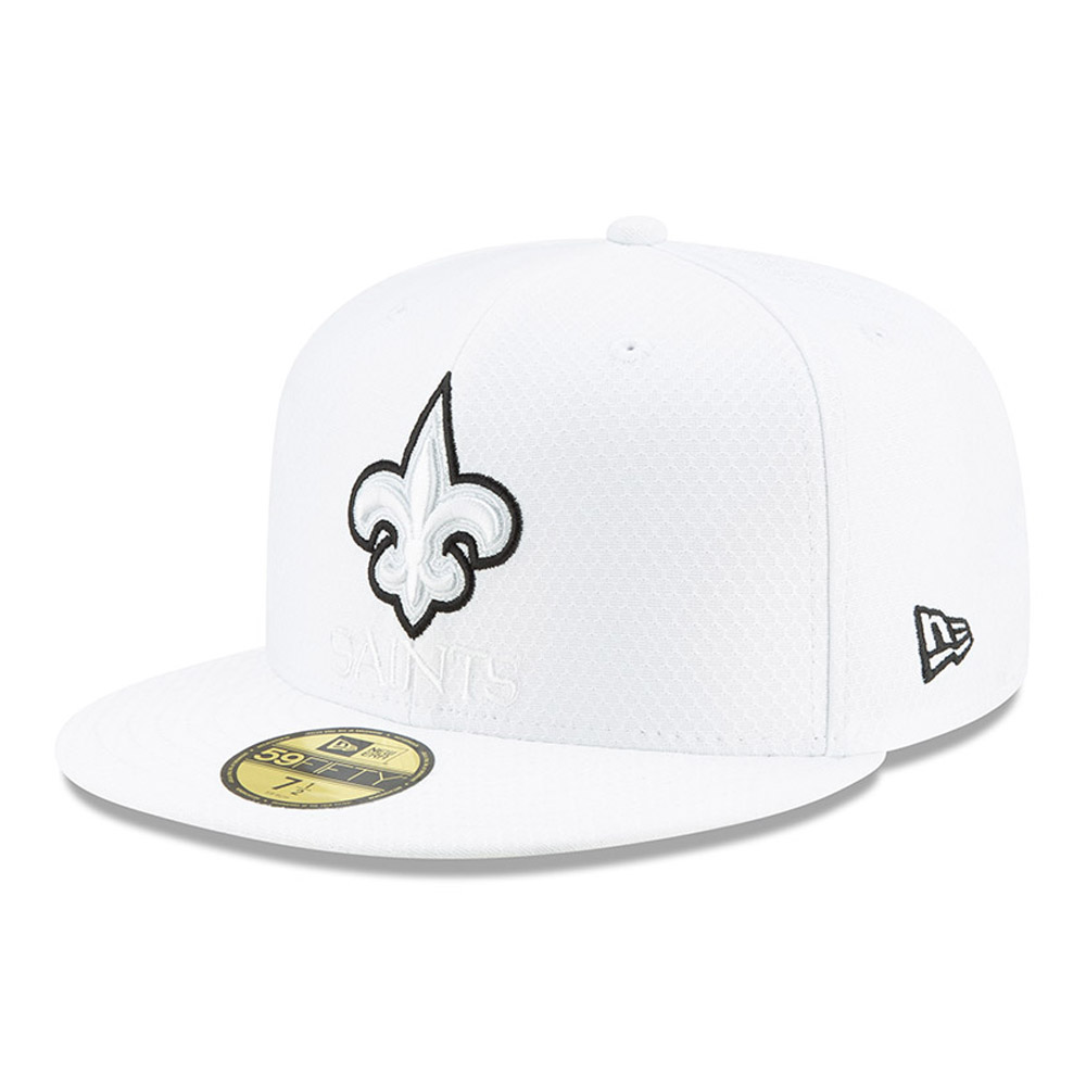 New Orleans Saints On Field Platinum 59FIFTY