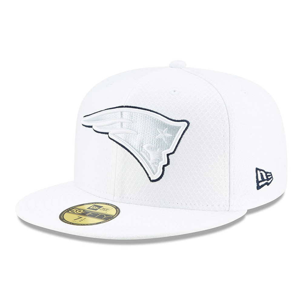 New England Patriots On Field Platinum 59FIFTY