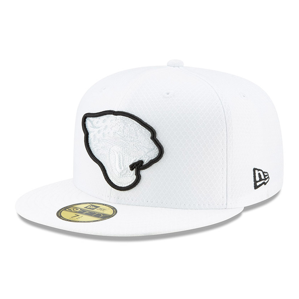 59FIFTY – Jacksonville Jaguars – On Field Platinum