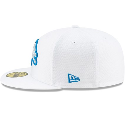 Detroit Lions On Field Platinum 59FIFTY