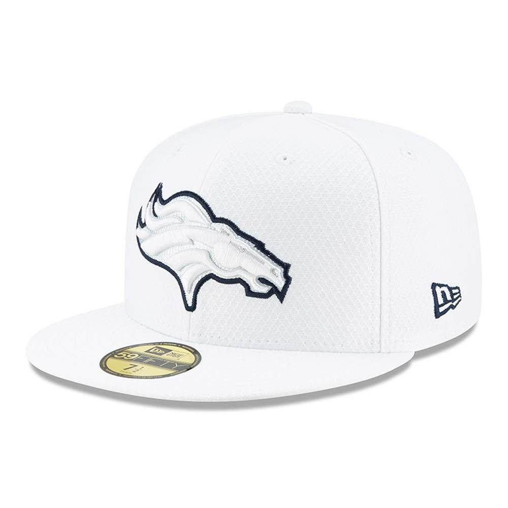 Denver Broncos On Field Platinum 59FIFTY