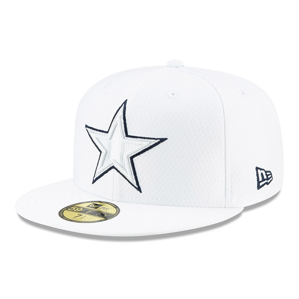 59FIFTY – Dallas Cowboys – On Field Platinum