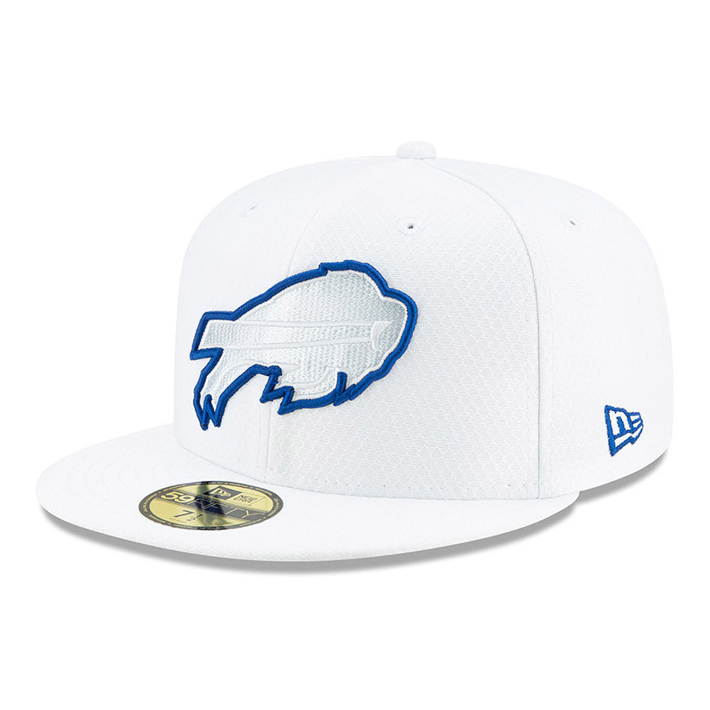 Buffalo Bills On Field Platinum 59FIFTY
