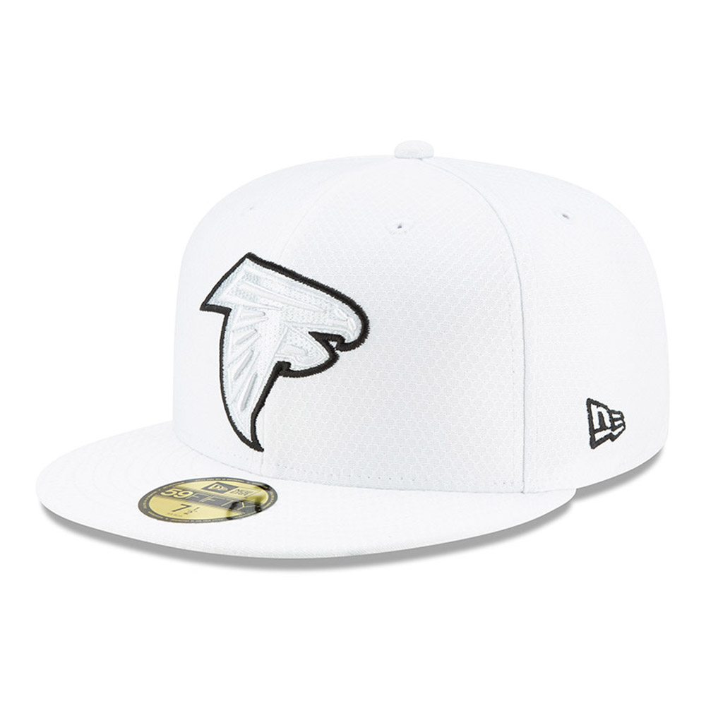 59FIFTY – Atlanta Falcons – On Field Platinum