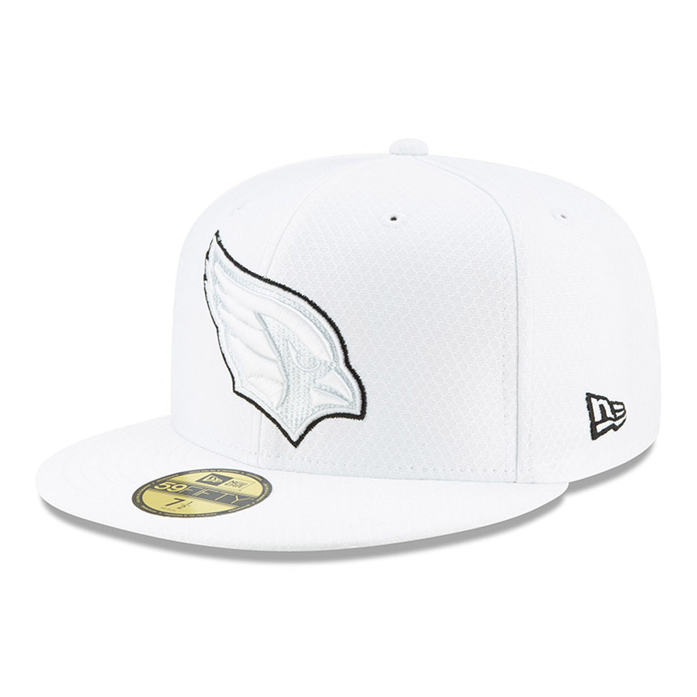59FIFTY – Arizona Cardinals – On Field Platinum