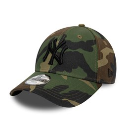 New York Yankees Essential Kids Camo 9FORTY