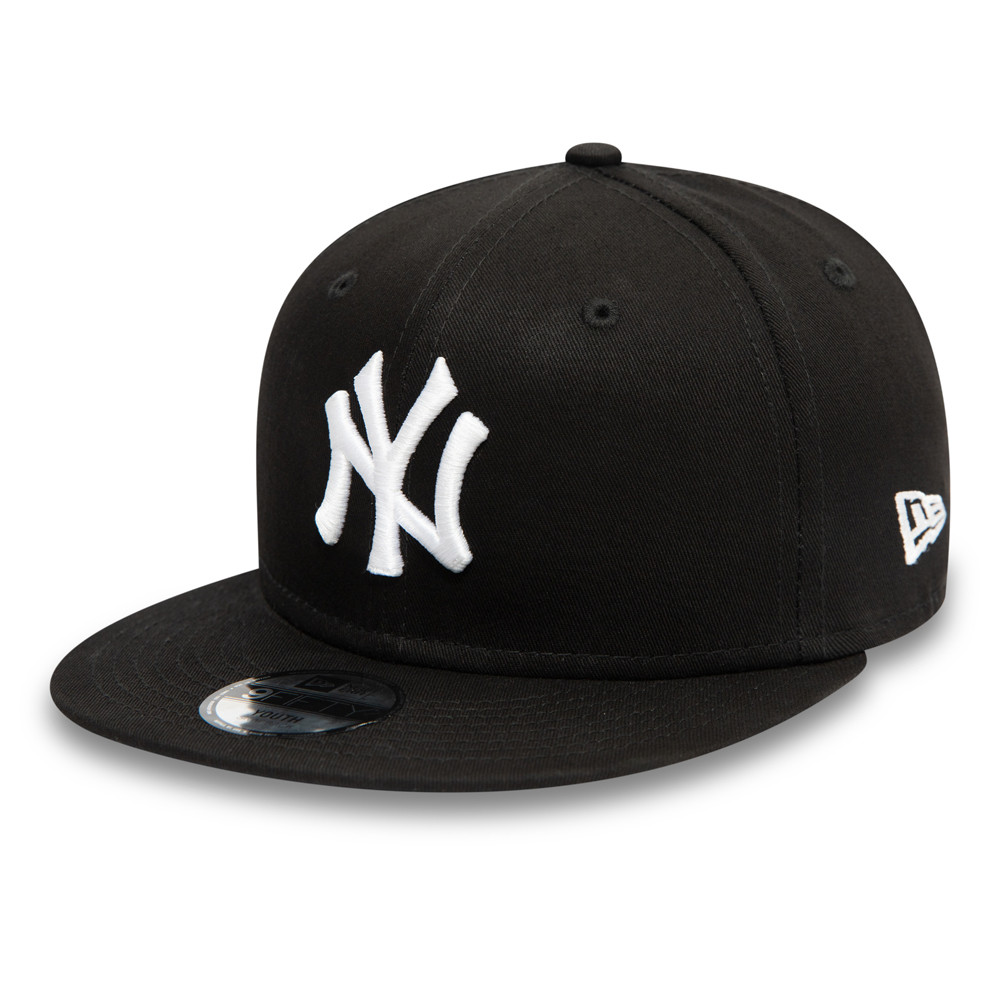 Cappellino 9FIFTY Essential New York Yankees nero bambino