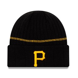 Pittsburgh Pirates Black Cuff Knit