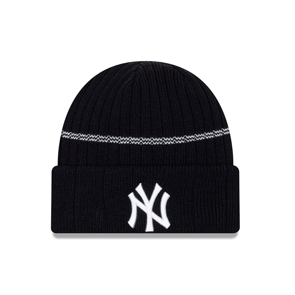 New York Yankees Cuff-Beanie in Marineblau
