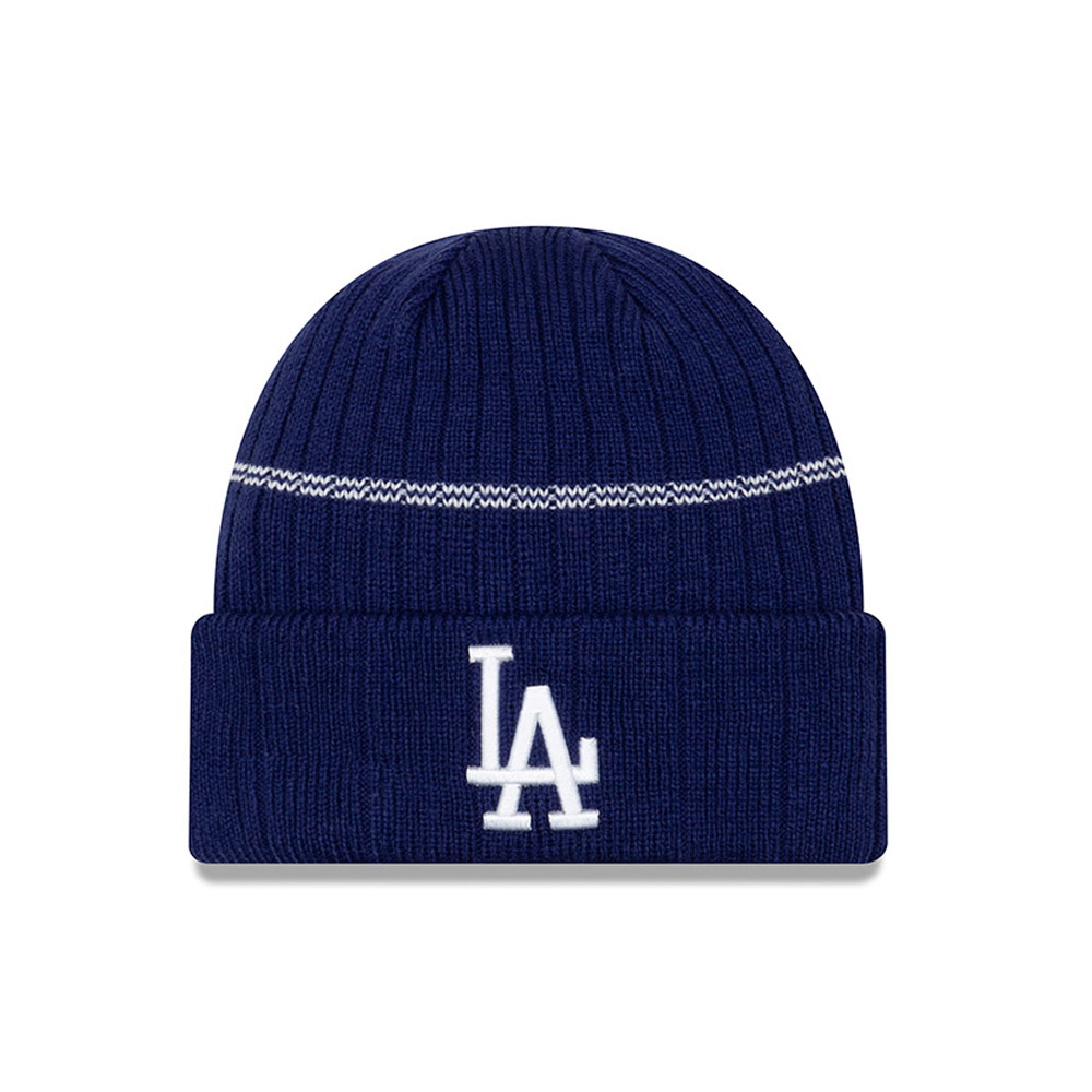 Los Angeles Dodgers Cuff-Beanie in Marineblau