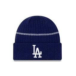 Los Angeles Dodgers Navy Cuff Knit