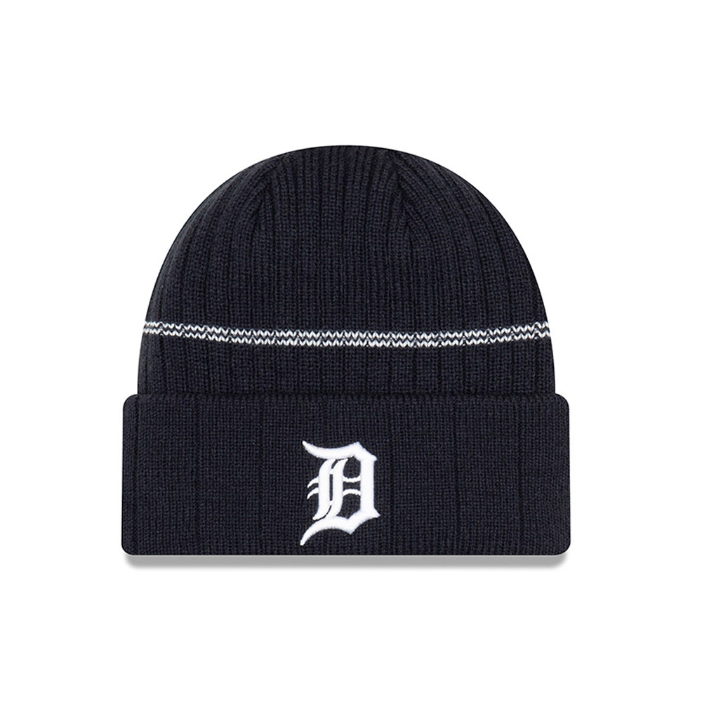 Detroit Tigers Navy Cuff Knit