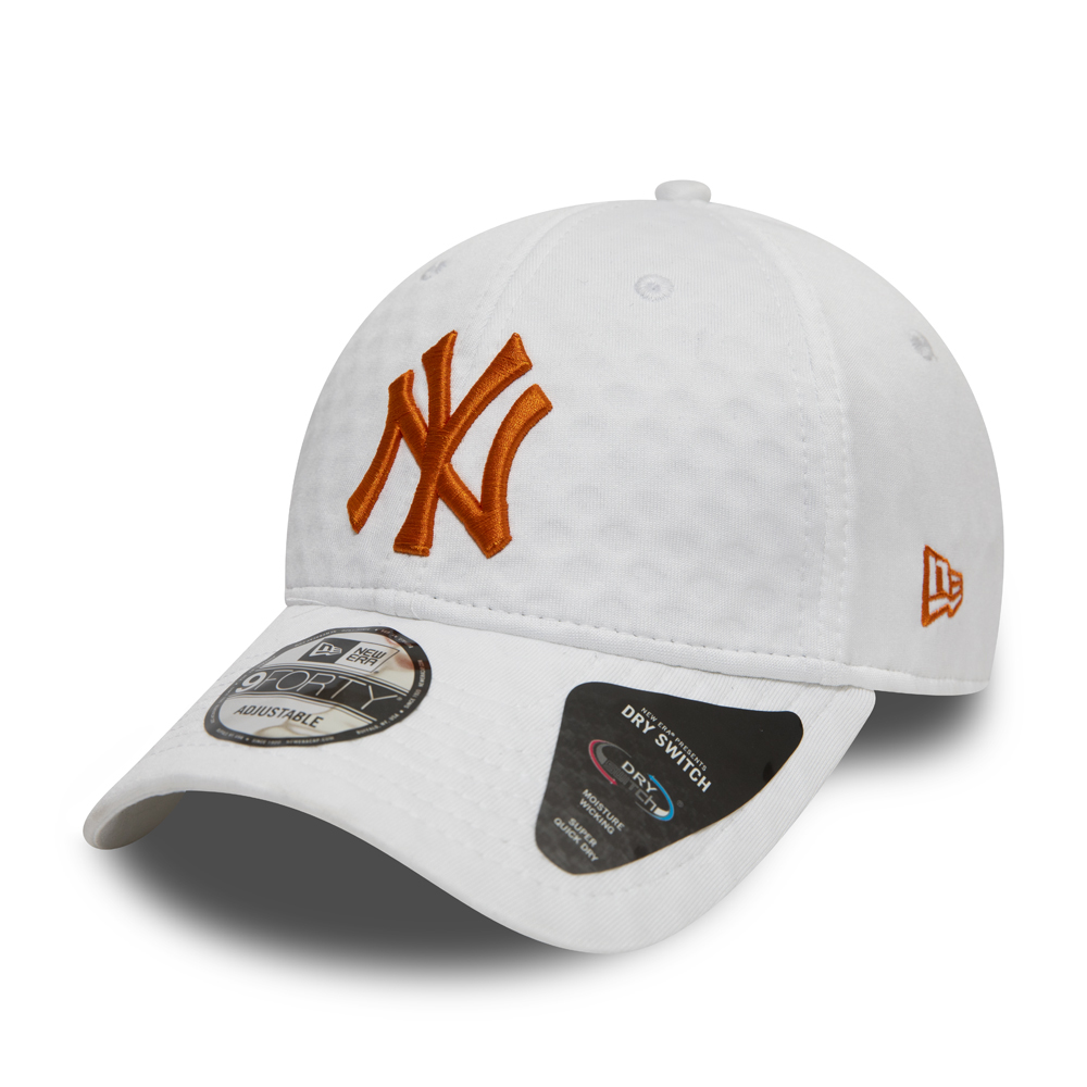 Cappellino 9FORTY Dry Switch dei New York Yankees bianco
