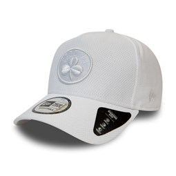 Boston Celtics White A Frame 9FORTY Cap