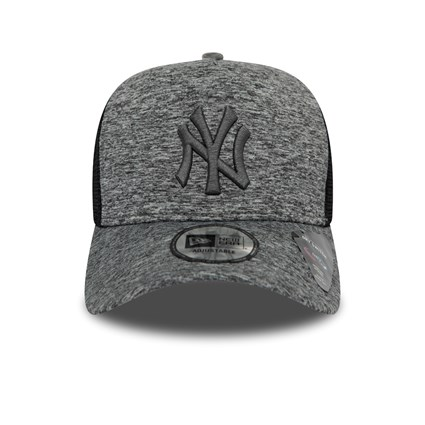 New York Yankees Dry Switch Grey A Frame Trucker Cap