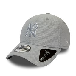 Casquette stretch 39THIRTY des New York Yankees gris
