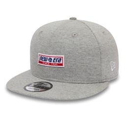 New Era Retro Block Grey 9FIFTY Cap