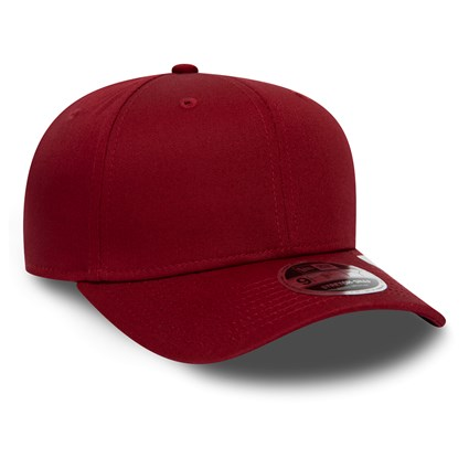 New Era Essential Stretch Red 9FIFTY Cap