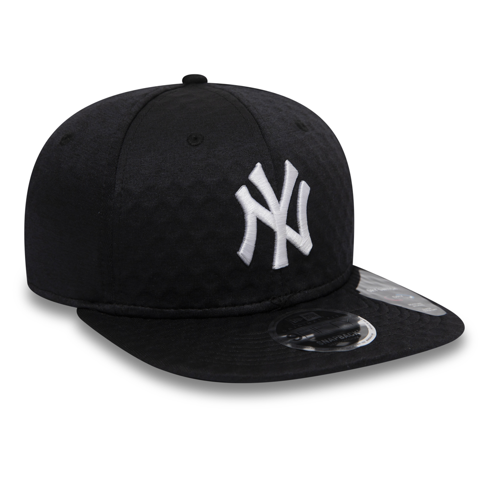 Casquette 9FIFTY Dry Switch des New York Yankees noir