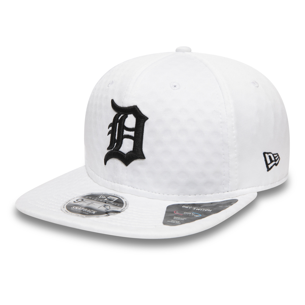 Detroit Tigers Dry Switch 9FIFTY-Kappe in Weiß