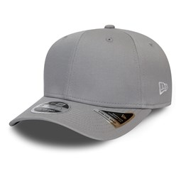 New Era Essential Stretch Grey 9FIFTY Cap