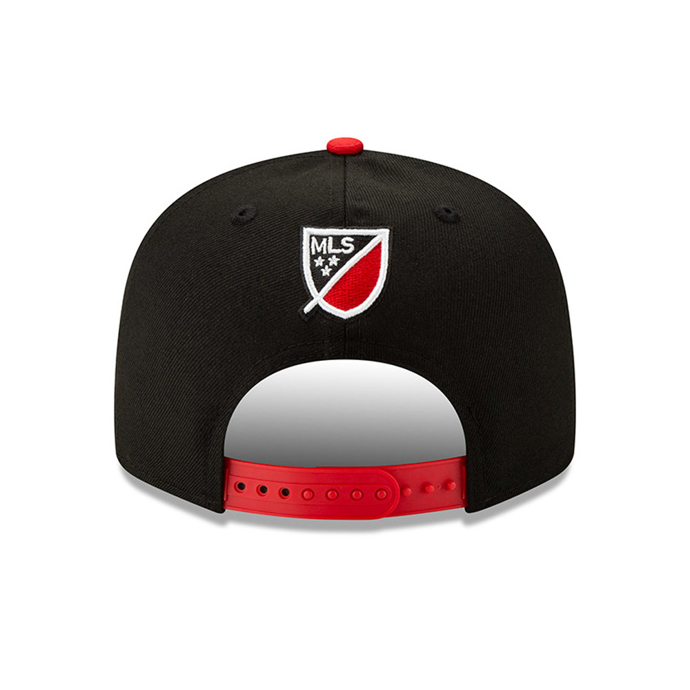 Casquette noire 9FIFTY D.C. United On Field