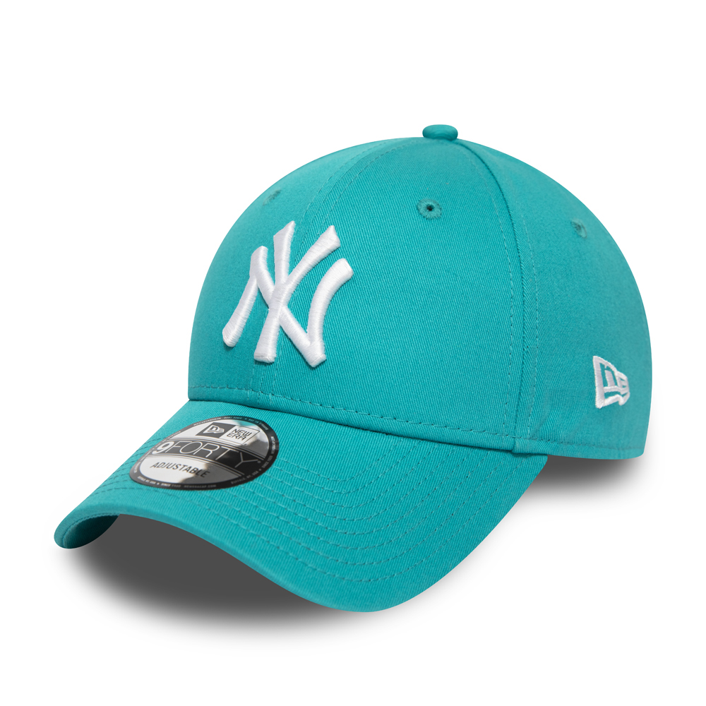 Cappellino New York Yankees Essential Blue 9FORTY blu