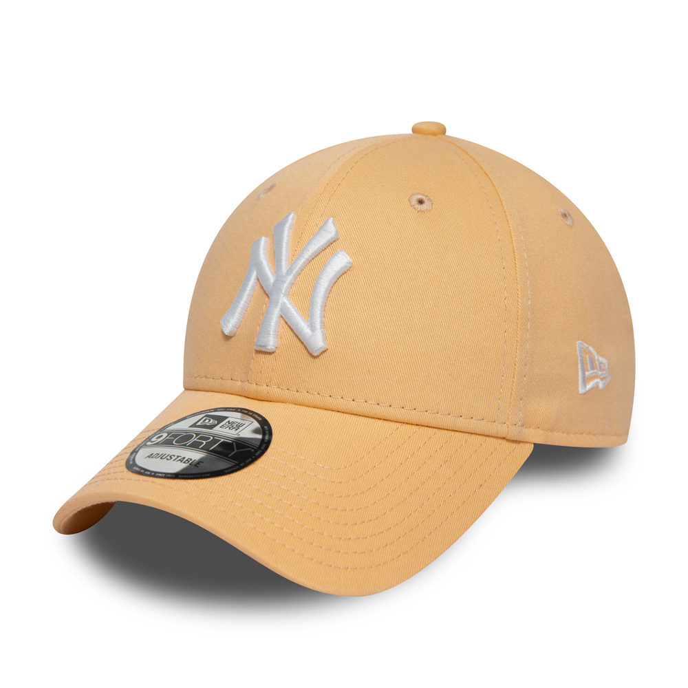 Gorra New York Yankees Essential 9FORTY, melocotón