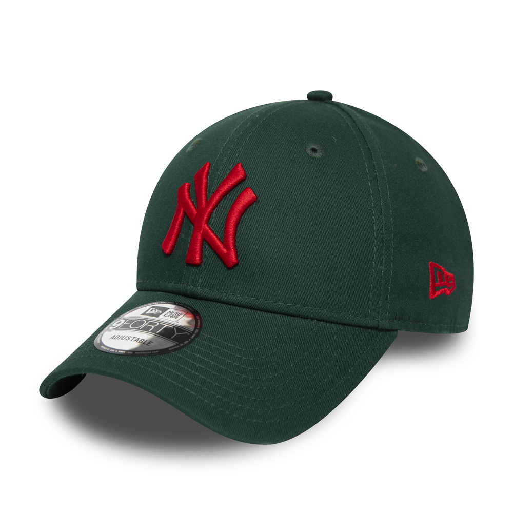 Casquette New York Yankees Essential 9FORTY vert