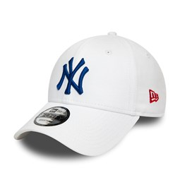 Casquette New York Yankees Essential 9FORTY blanc