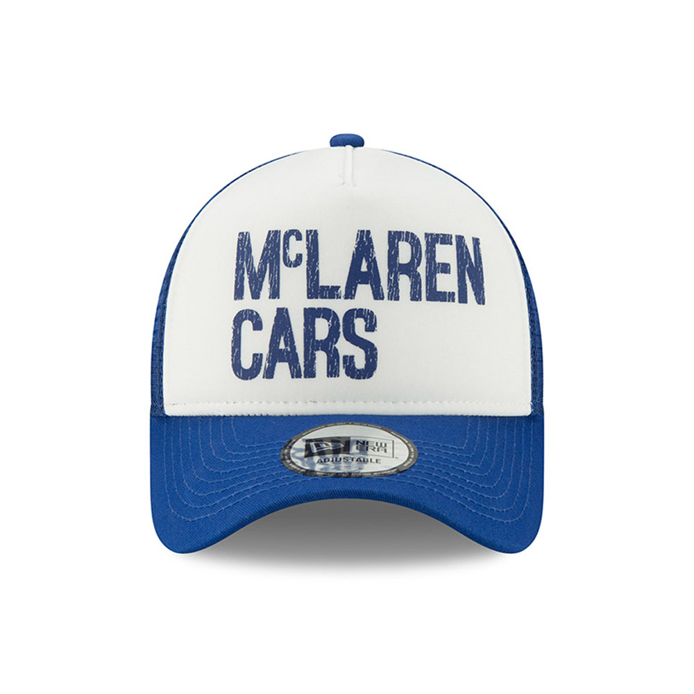 McLaren Heritage A-Frame 9FORTY Cap