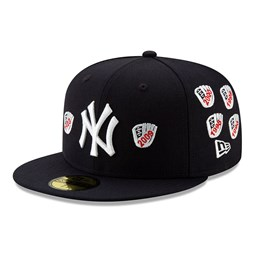 New York Yankees X Spike Lee Championship Glove 59FIFTY