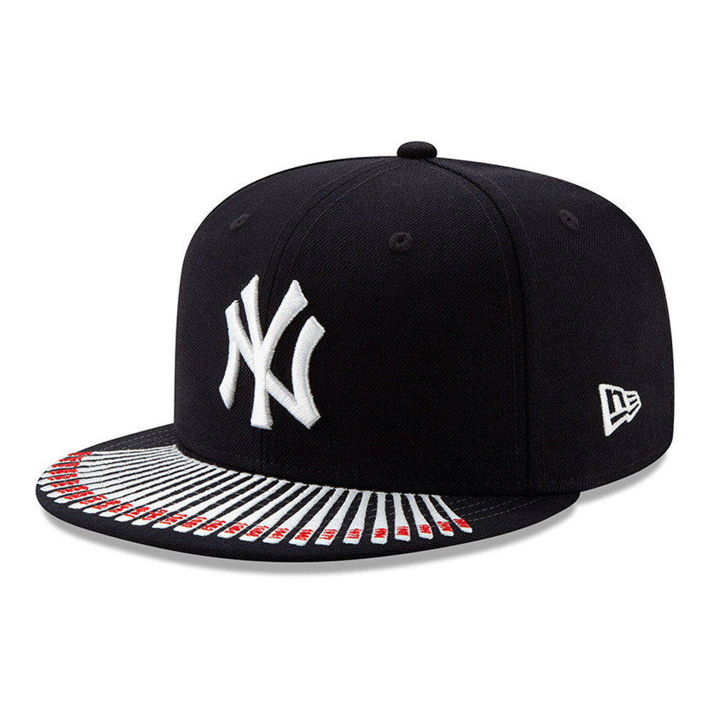 "New York Yankees 59FIFTY-Championship-Kappe mit Schirm ""X Spike Lee"""