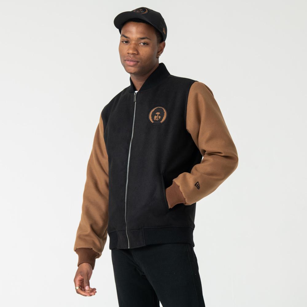 Varsity-Jacke mit Moodymann-Logo