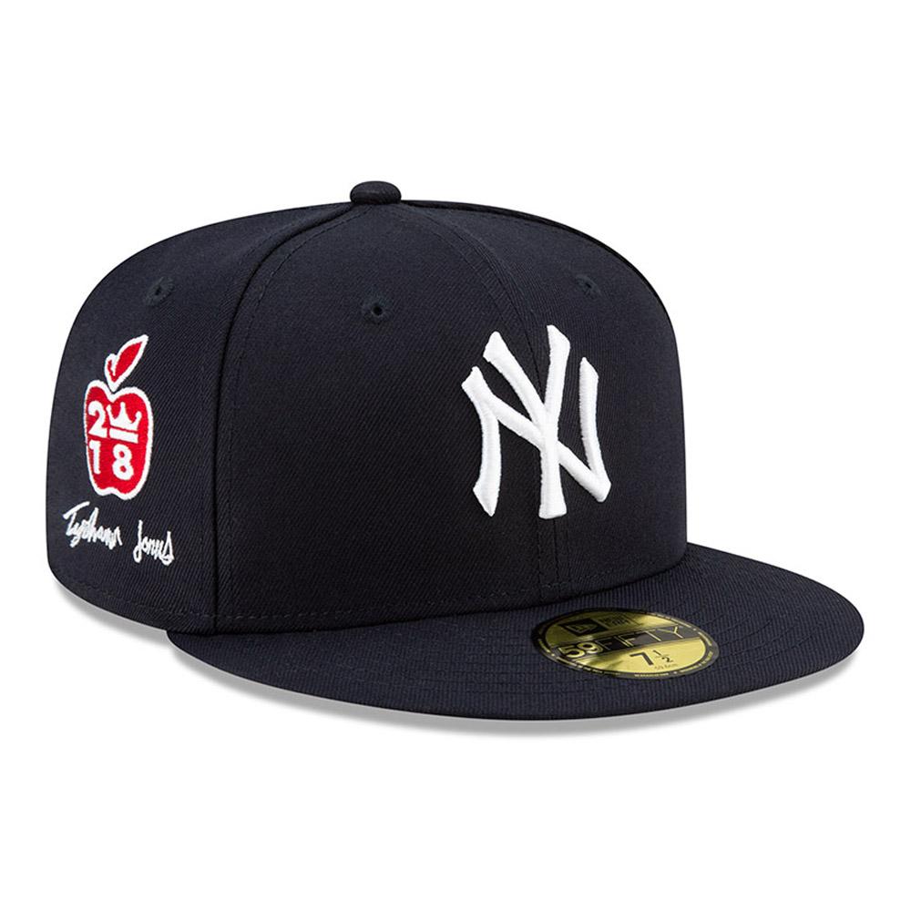 Gorra New York Yankees Tyshawn Jones 59TWENTY azul marino