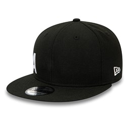 Casquette 9FIFTY New Era noire Wordmark Essential